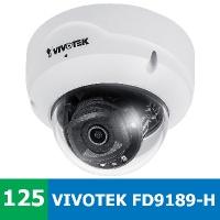Denní a noční test IP kamera VIVOTEK FD9189-H - nový profesionál pro vnitřní kamerové systémy