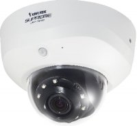 Denní a noční test IP kamery VIVOTEK FD8163 - Full HD rozlišení, automatické ostření, inteligentní IR přísvit