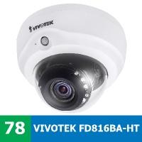 """Denní a noční test IP kamery VIVOTEK FD816BA-HT - """"senzorlift"""" stejná IP kamera, nový snímací senzor"""