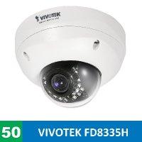 Denní a noční test IP kamery VIVOTEK FD8335H - ověřená klasika za rozumnou cenu