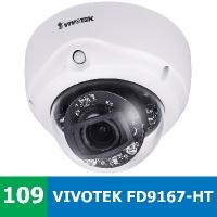 Denní a noční test IP kamery VIVOTEK FD9167-HT - vylepšená zlatá střední cesta