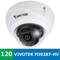 Denní a noční test IP kamery VIVOTEK FD9387-HV - nový pětimegapixel s výbornou citlivostí v noci