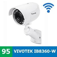 Denní a noční test IP kamery VIVOTEK IB8360-W - low-end, který překvapí