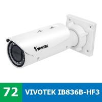 Denní a noční test IP kamery VIVOTEK IB836B-HF3 - Full HD, WDR Pro, nejlepší poměr cena / výkon