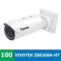 Denní a noční test IP kamery VIVOTEK IB836BA-HT - profesional bez kompromisů v bullet provedení