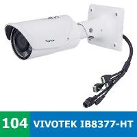 Denní a noční test IP kamery VIVOTEK IB8377-HT - 4MPx rozšíření o automatické ostření a silný IR přísvit