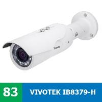 Denní a noční test IP kamery VIVOTEK IB8379-H - 4MPx rozlišení, WDR Pro, noční vidění