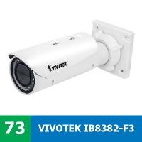 Denní a noční test IP kamery VIVOTEK IB8382-F3 - 5Mpx, silný IR přísvit, příznivá cena