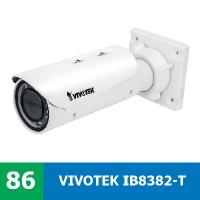 Denní a noční test IP kamery VIVOTEK IB8382-T - 5MPx, automatické ostření, noční vidění