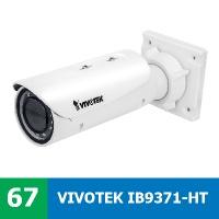 Denní a noční test IP kamery VIVOTEK IB9371-HT - rozlišení 3MPx, WDR Pro, automatické ostření