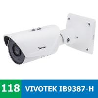 Denní a noční test IP kamery VIVOTEK IB9387-H - nový pětimegapixel s WDR Pro a silným IR přísvitem