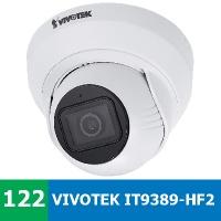 Denní a noční test IP kamery VIVOTEK IT9389-HF2 ve vnitřním prostředí