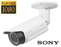 Denní a noční test venkovní IP kamery SONY SNC-CH260 - Full HD rozlišení, automatické ostření