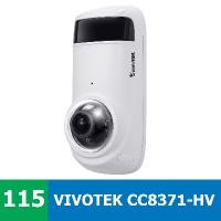 Denní a noční test venkovní IP kamery VIVOTEK CC8371-HV - 180° úhel záběru a noční vidění
