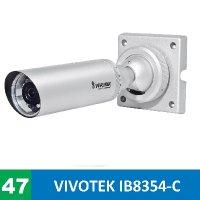 Denní a noční test venkovní IP kamery VIVOTEK IB8354-C - 1,3Mpx rozlišení, extra citlivost v noci, levná IP kamera