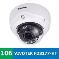 Denní a noční test vnitřní IP kamery VIVOTEK FD8177-HT - 4MPx, WDR Pro, automatické ostření