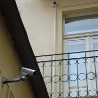 Instalace IP kamer na bytové domy, panelové domy a domy SVJ