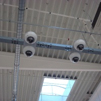 Instalace IP kamerového systému do průmyslových hal, objektů a parkovišť