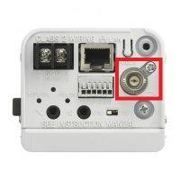 IP kamerové systémy SONY - analogový video výstup (7/12)