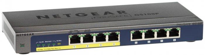 Netgear GS108P