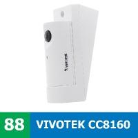 Test IP kamery VIVOTEK CC8160 - levná a kvalitní 180° IP kamera