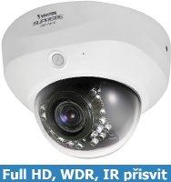 Test IP kamery VIVOTEK FD8162 - Full HD s WDR a IR přísvitem
