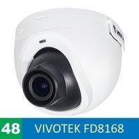 Test IP kamery VIVOTEK FD8168 - vnitřní mini IP kamera s Full HD rozlišením