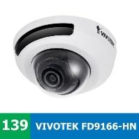 Test IP kamery VIVOTEK FD9166-HN