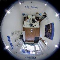 Test IP kamery VIVOTEK FE8172 - 5Mpx, 360° rybí oko