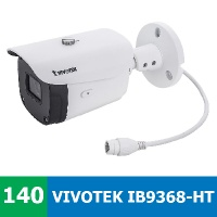 Test IP kamery VIVOTEK IB9368-HT