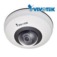 Test IP kamery VIVOTEK PD8136 - otočná mini IP kamera s HD rozlišením