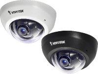 Test vnitřní IP kamery VIVOTEK FD8166 F2 - mini IP kamera s maximálním rozlišením
