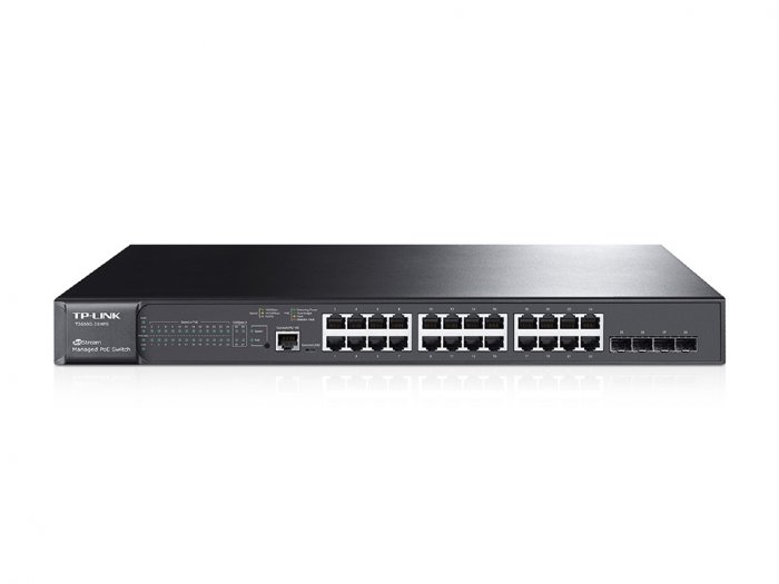 PoE switch TP-LINK T2600G-28MPS