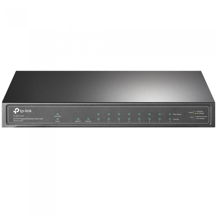 PoE switch TP-LINK TL-SG1210P