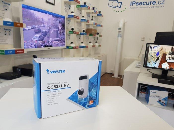 Venkovní IP kamera VIVOTEK CC8371-HV balení