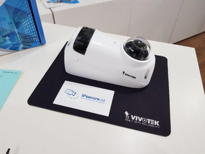 Panoramatická IP kamera VIVOTEK CC9381-HV šikmý držák