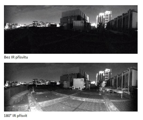 Panoramatická IP kamera VIVOTEK CC9381-HV Smart IR 180°