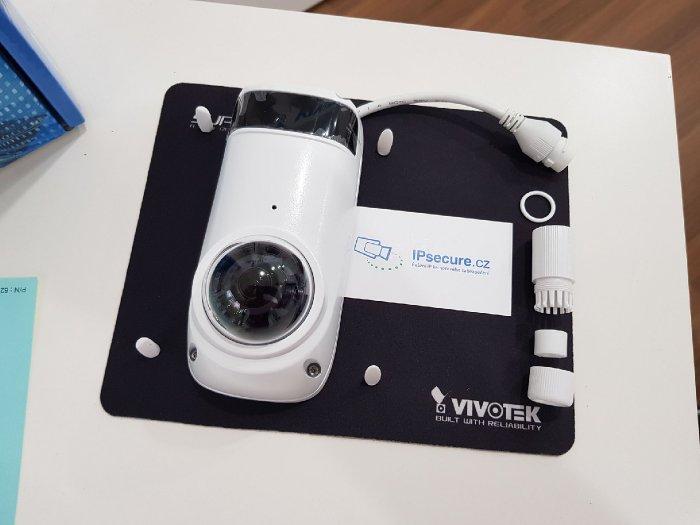 Panoramatická IP kamera VIVOTEK CC9381-HV detail