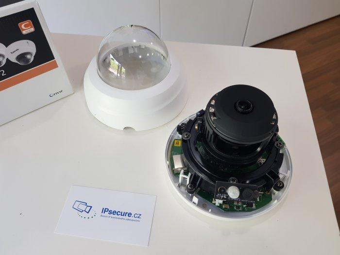 Vnitřní IP kamera VIVOTEK FD816BA-HF2 detail