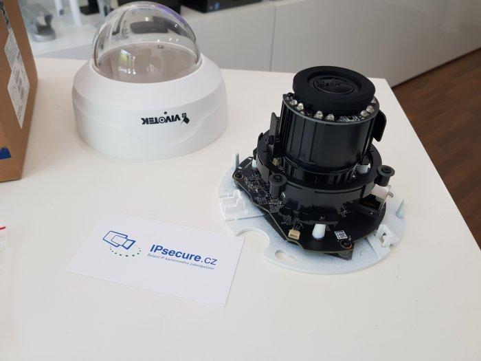 Vnitřní IP kamera VIVOTEK FD8177-H detail
