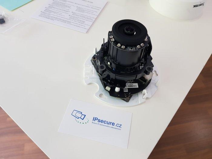 Vnitřní IP kamera VIVOTEK FD8179-H detail