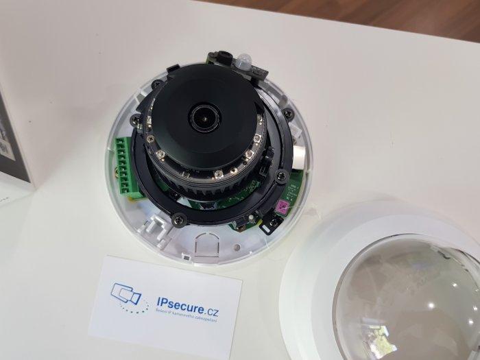 Vnitřní IP kamera VIVOTEK FD8182-F2 detail