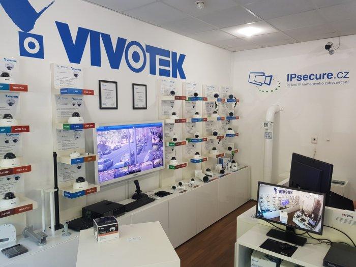 Venkovní IP kamera VIVOTEK FD8366-VF3 balení