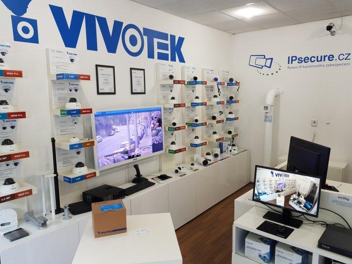 Venkovní IP kamera VIVOTEK FD8367A-V balení