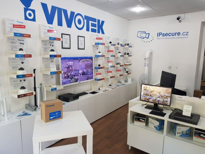 Venkovní IP kamera VIVOTEK FD836B-HTV prodejna VIVOTEK