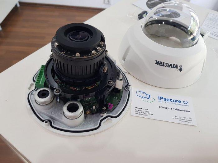 Venkovní IP kamera VIVOTEK FD836B-HTV detail