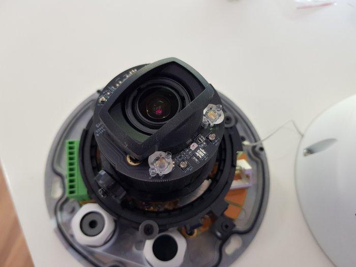 Venkovní IP kamera VIVOTEK FD8377-HTV detail