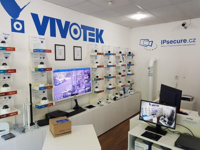 Venkovní IP kamera VIVOTEK FD8382-TV balení