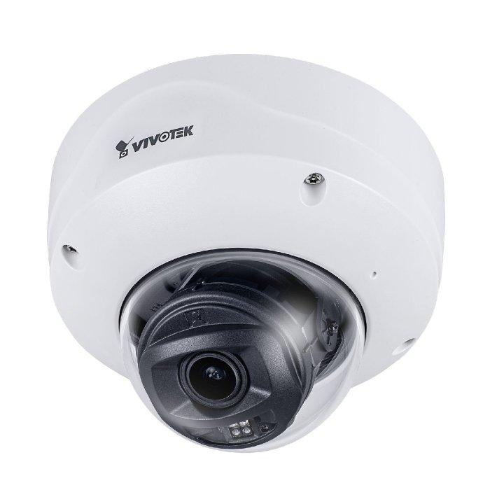 Vnitřní bezpečnostní IP kamera VIVOTEK FD9167-HT-v2