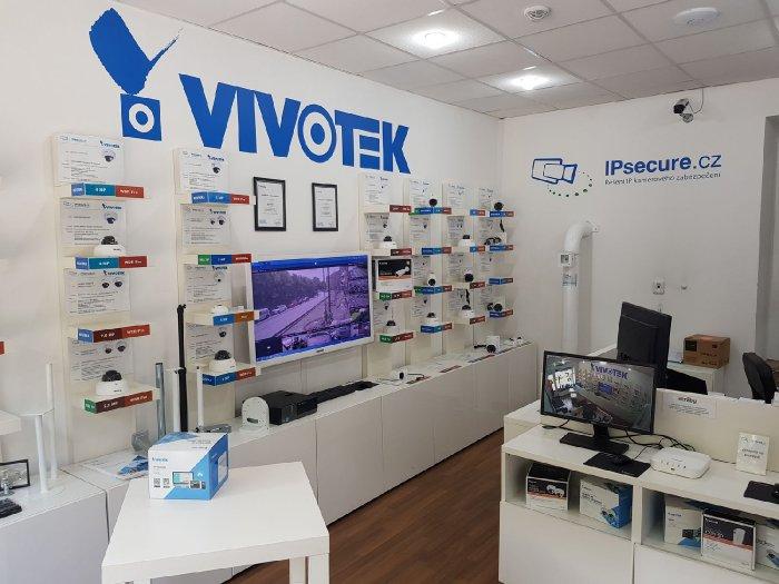 Vnitřní IP kamera VIVOTEK FD9189-H prodejna